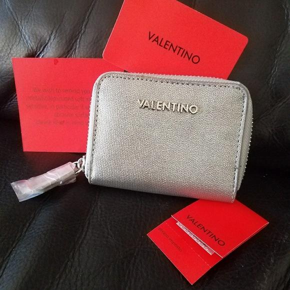 Mario Valentino Handbags - new AUTHENTIC mario valentino wallet